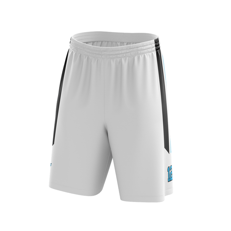 Foster City Flyers Home Basketball Short