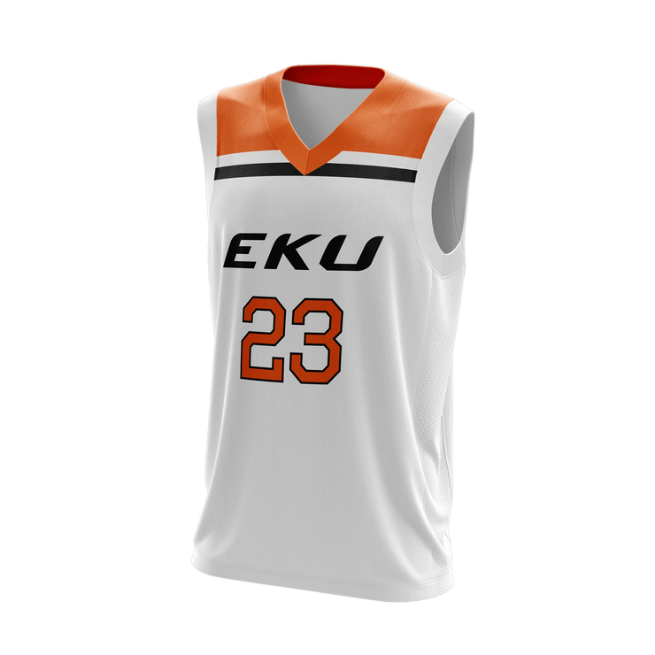 East Kennewick Basketball Game Day Reverse Jersey