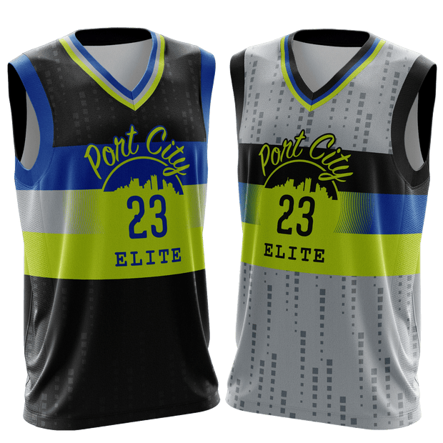Port City Elite Game Day Reverse Jersey