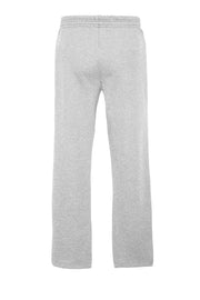 Image of a pair of grey Port & Company Fleece Sweatpants from Str8 Sports.