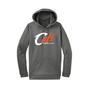 Cali Dream Basketball Fleece Hooded Pullover