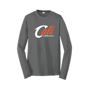 Cali Dream Basketball Long Sleeve Performance Tee