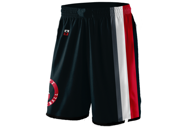 Cap City Game Day Reverse Short