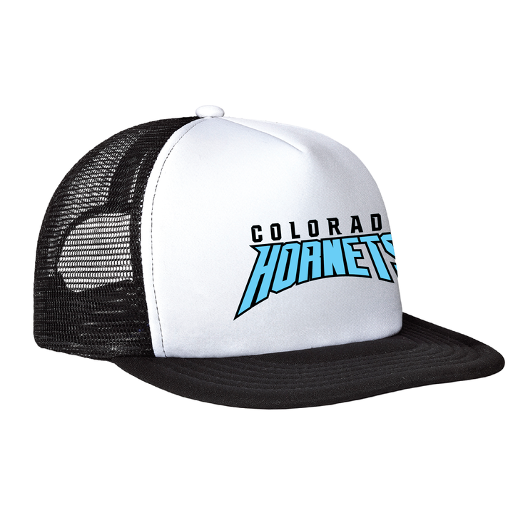 Colorado Hornets Flat Bill Snapback Trucker Cap