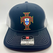 Portugal National Team - Snapback Trucker Cap