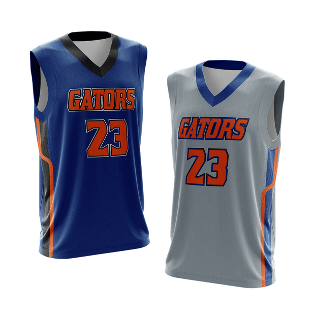 Norcal Gators Game Day Reverse Jersey