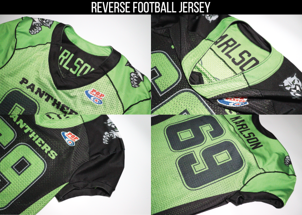 Sample-Reverse Football Jersey