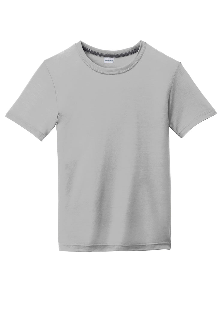 Sport-Tek Youth PosiCharge Competitor Cotton Touch Tee