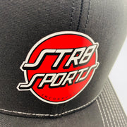 STR8 SPORTS, Inc. - Snapback Trucker Cap