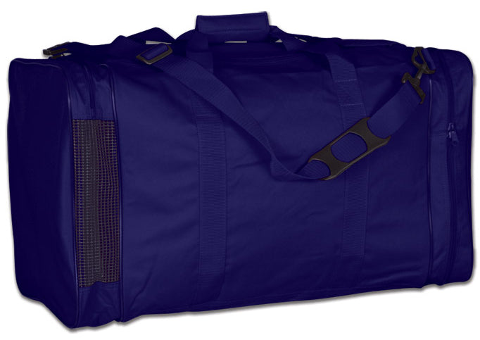 Image of a purple Personal Gear Bag from Str8 Sports.