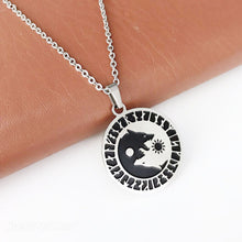 Load image into Gallery viewer, Steel necklace - topjewelry4u.com