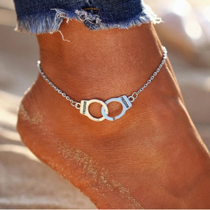 Handcuffs Fashion Fashion Beach Anklets - topjewelry4u.com