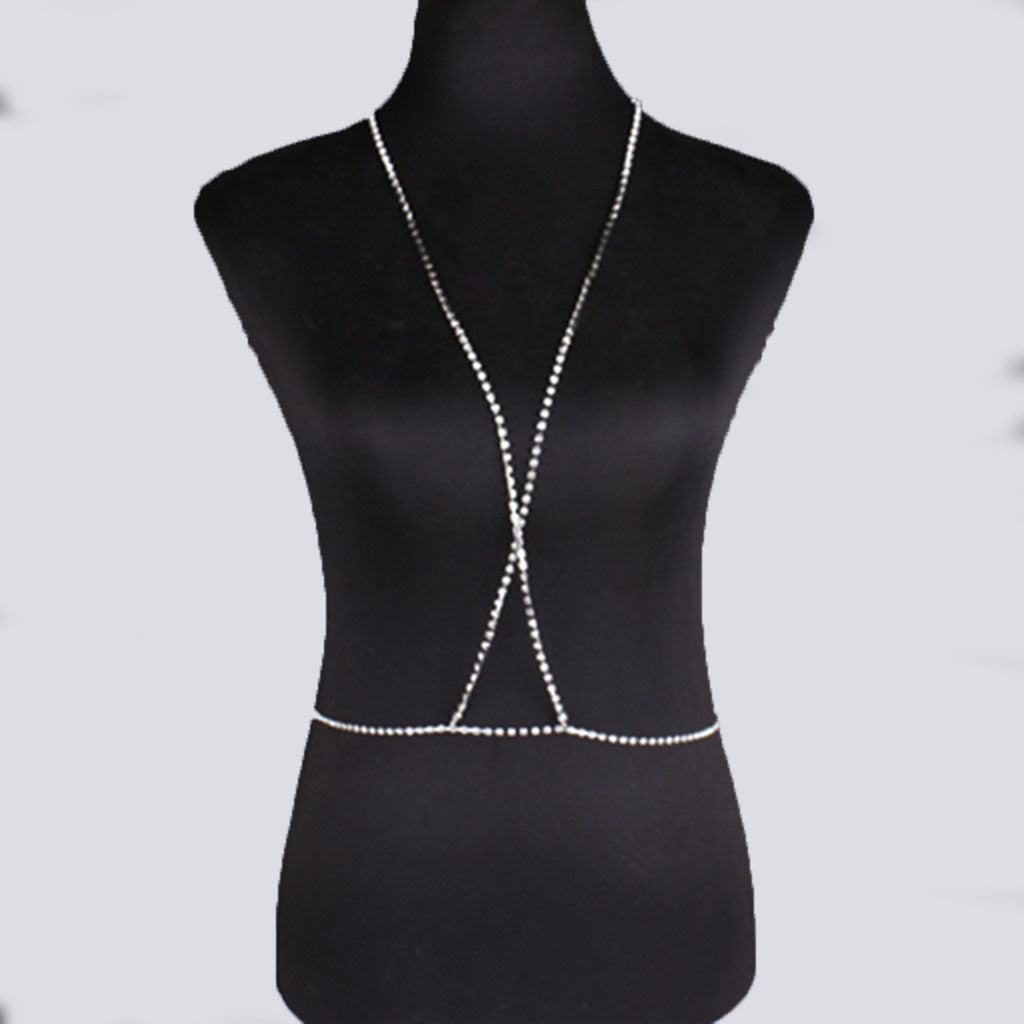 Accessories simple and thin chain Fashion - topjewelry4u.com