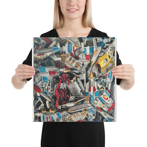 RocketBox Canvas Print