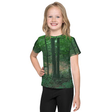 Load image into Gallery viewer, Trees Kids T-Shirt