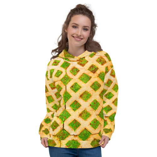 Summer Lattice Unisex Hoodie