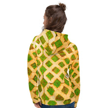 Load image into Gallery viewer, Summer Lattice Unisex Hoodie