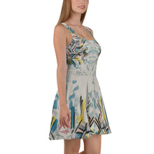 Load image into Gallery viewer, Frost Skater Dress