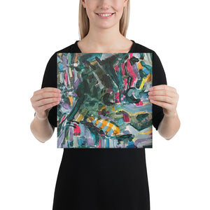 Rocket Pop Canvas Print