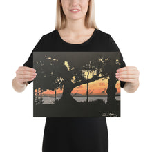 Load image into Gallery viewer, Jurassic Beach Canvas