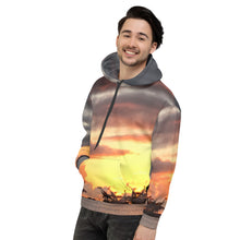 Load image into Gallery viewer, Sundown Long Beach Unisex Hoodie