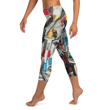 Load image into Gallery viewer, Rocket Box Capri Leggings