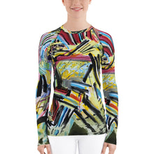 Load image into Gallery viewer, Daygraine Women's Rash Guard
