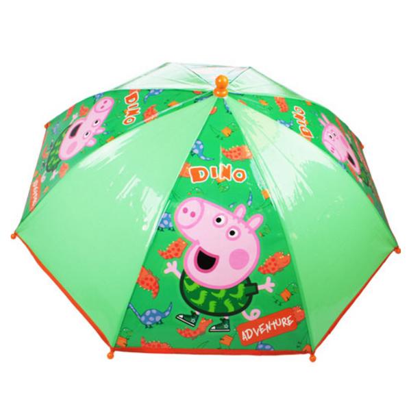 George Pig Green Umbrella