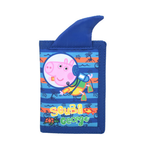 George Pig Novelty Wallet