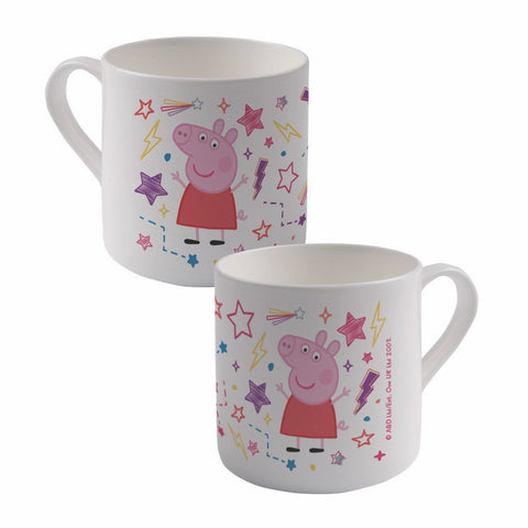Stars Large Bone China Mug