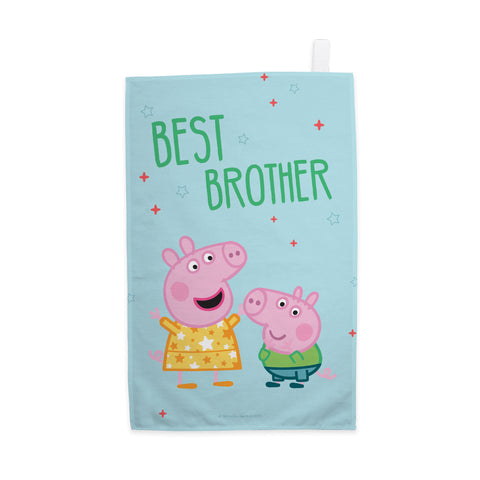 Best Brother Tea Towel
