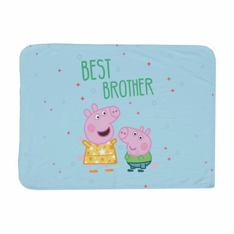 Best Brother Baby Blanket