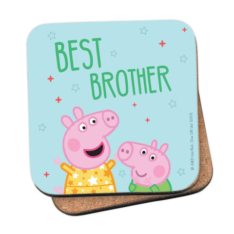 Best Brother Coaster