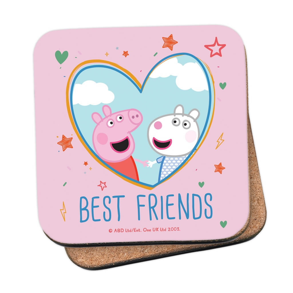 Best Friends Coaster