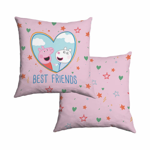 Best Friends Cotton Cushion