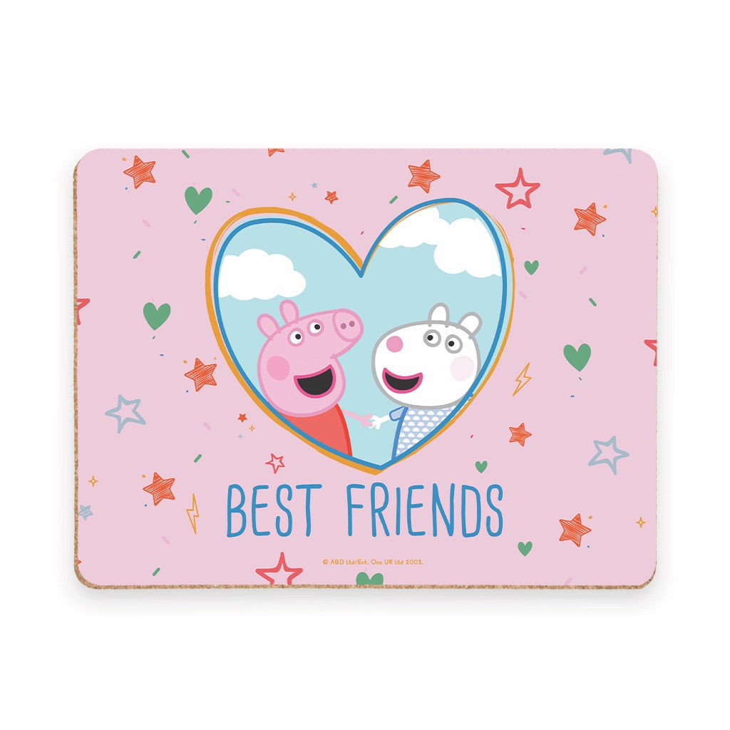 Best Friends Placemat