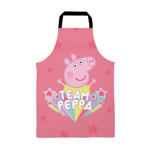 Team Peppa Apron