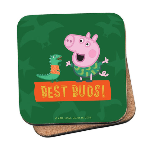 Best Buds Coaster