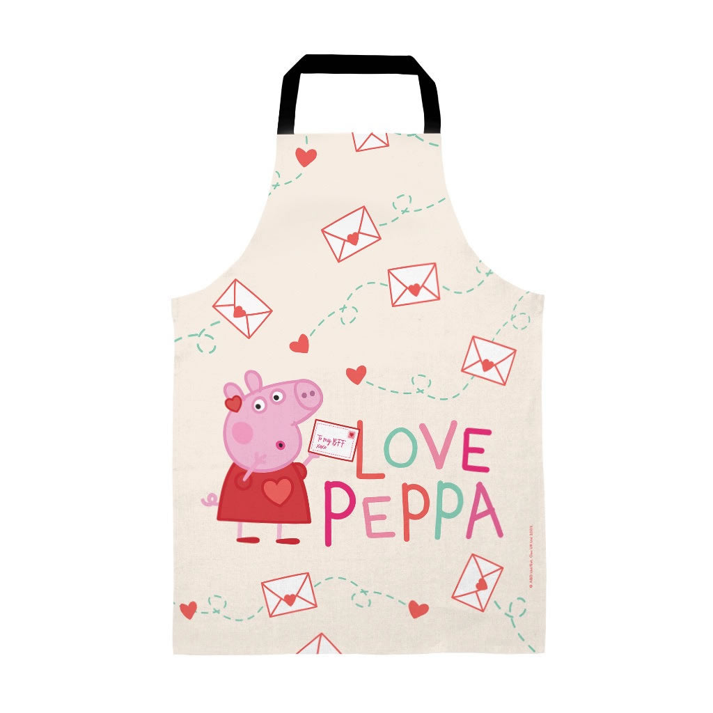 Love Peppa Apron