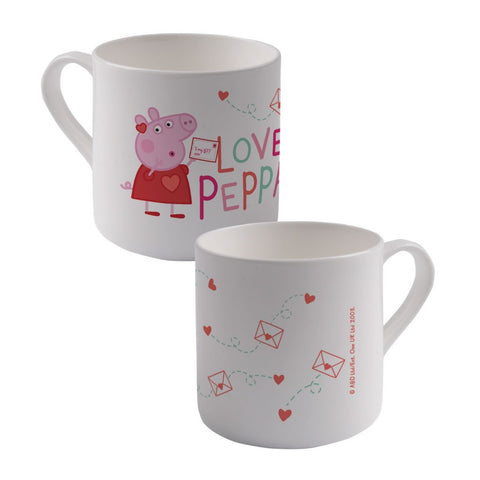 Love Peppa Large Bone China Mug