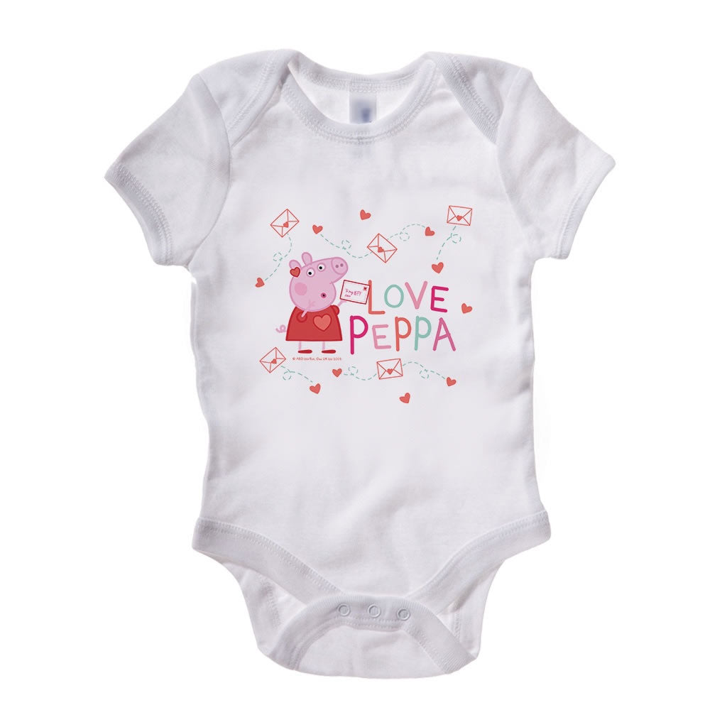 Love Peppa Baby Grow Baby Grow