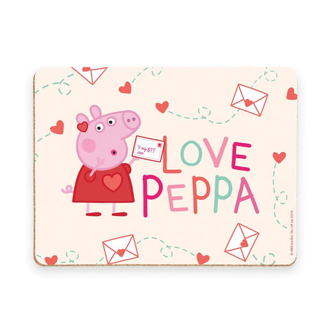 Love Peppa Placemat