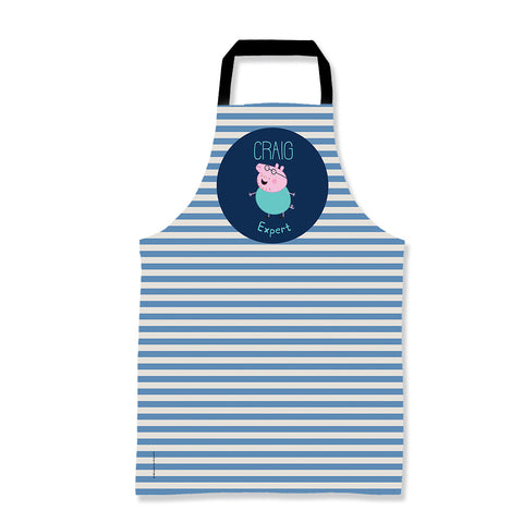 Expert Daddy Pig Personalised Apron