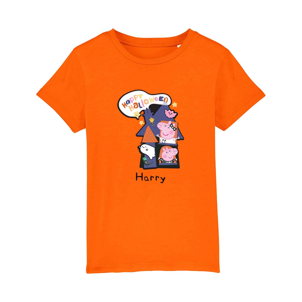 Happy Halloween Personalised T-Shirt