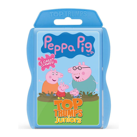 Peppa Pig Top Trumps Junior