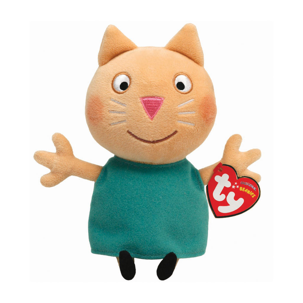 Candy Cat Plush