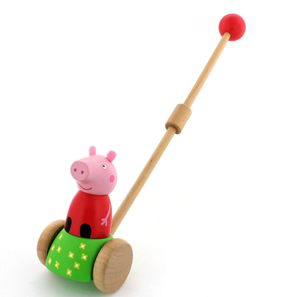 Peppa Pig Push Along
