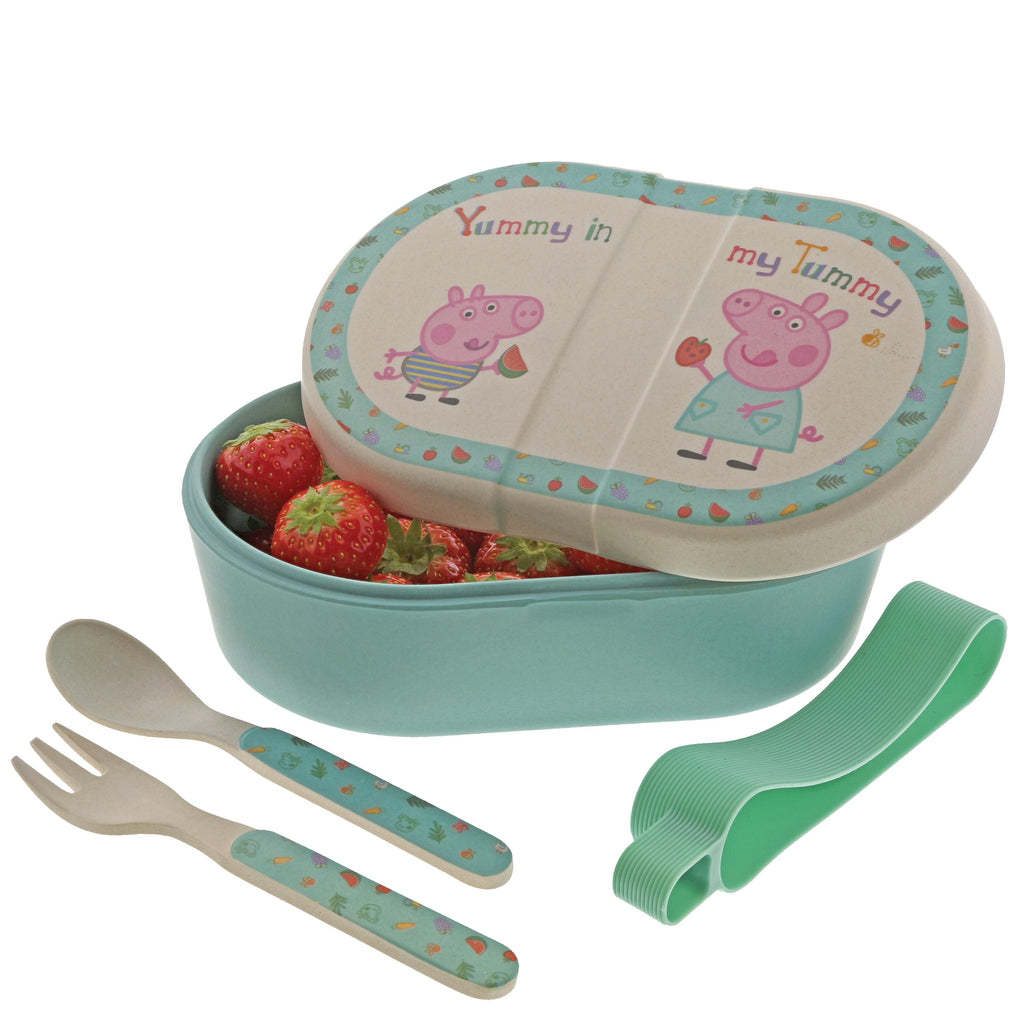 Peppa Pig Snack Box Set