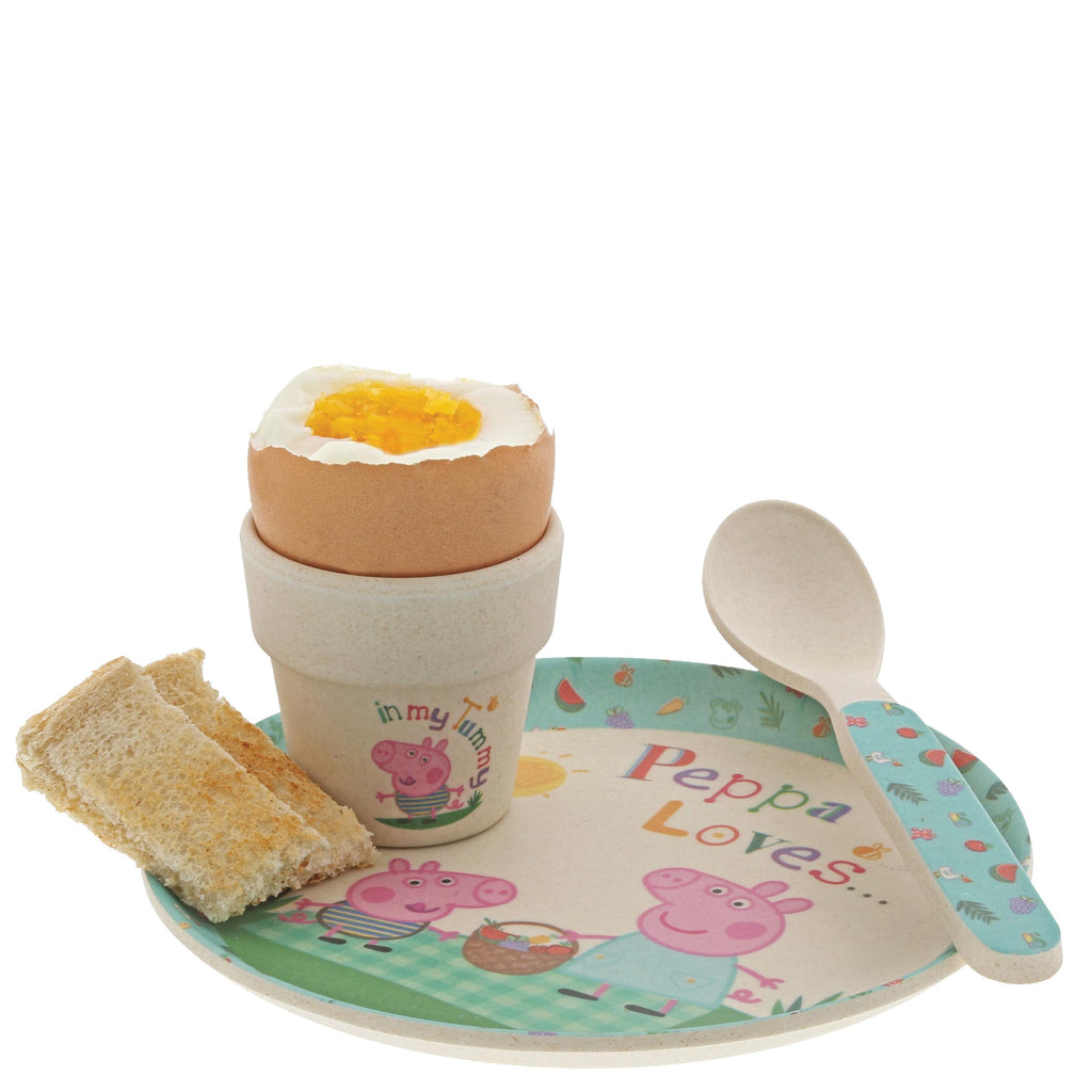 Peppa Pig Egg Cup Set