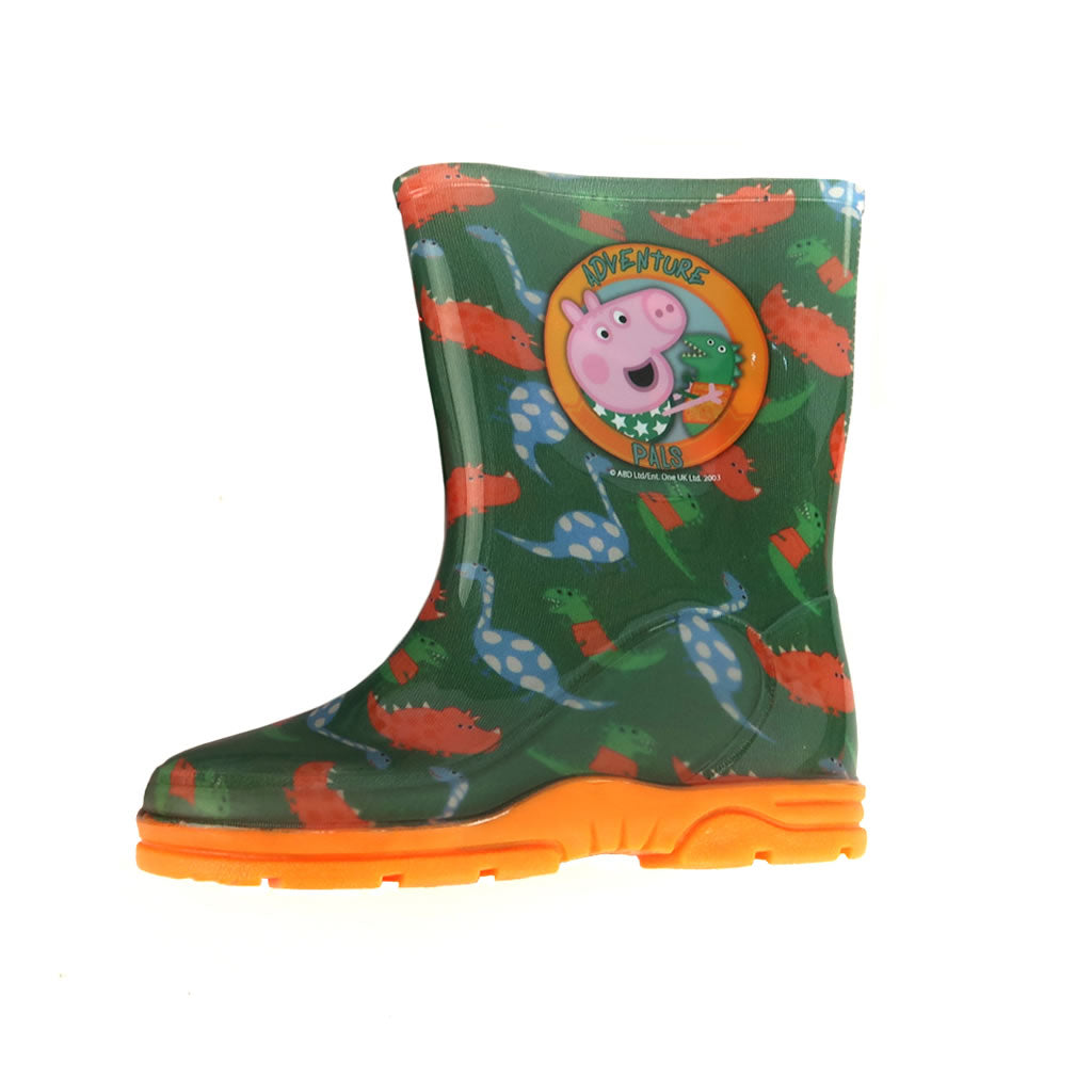 George Wellies